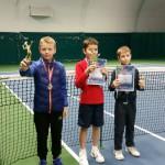 первый теннисный турнир в Каменске-Уральском