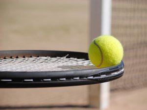 осенний турнир по большому теннису 2017